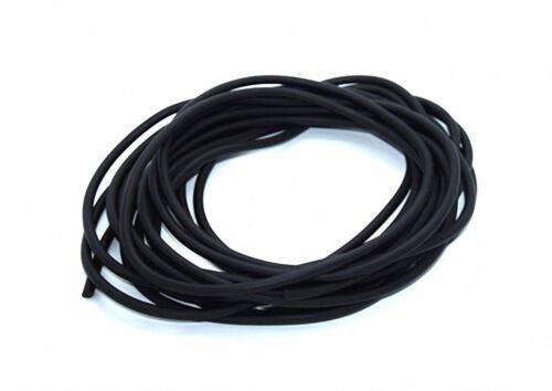3.3 ft environ 1.01 m choisir taille diamètre 2 mm à 15 mm Noir KFM O-Ring JOINTS Cordon