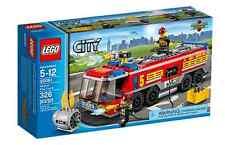LEGO® City 60061 Flughafen-Feuerwehrfahrzeug NEU_Airport Fire Truck NEW MISB