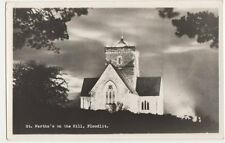St. Martha's On The Hill 1964 RP Postcard, B355