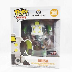 Funko-Pop-Games-Overwatch-Orisa-352-6-034-Inch-Vinyl-Figure