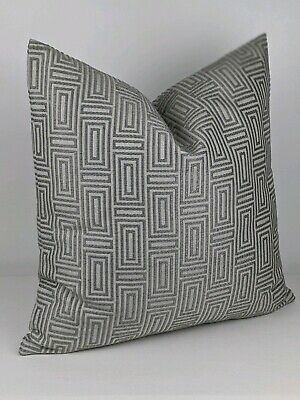 KALAMBO JOHN LEWIS /& PARTNERS HANDMADE Cushion Cover Geometric Weave Design