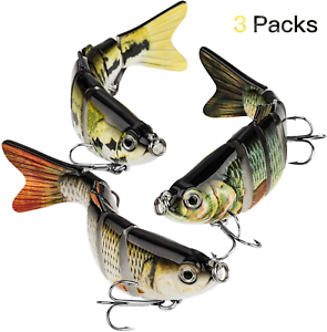 2 PACK Magic bait Agilly Swimming Lure Swifty Swimming Lure Free Shipping