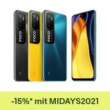 Xiaomi Poco M3 Pro 5G Handy - Smartphone 64GB, 4GB RAM, Dual SIM, Global Version