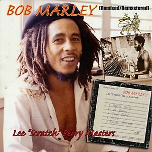BOB-MARLEY-Lee-034-Scratch-034-Perry-Masters-GOLDENLANE-RECORDS-Sealed-180-Gram-LP
