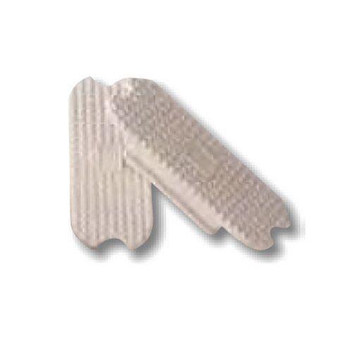 11 cm Steigbügeleinlage weiß Steigbügeleinlagen Eldorado