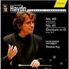 Franz Joseph Haydn - Haydn: Symphonies No. 60 and No. 61; Overture in D (2008)