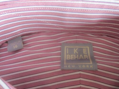 para Camisa 16 con hombre corte Behar rayas Rubby de de regular Ike vestir zqzFr