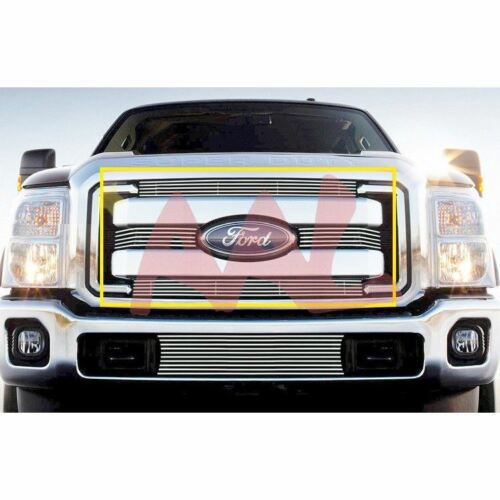 AAL 2011-2015 Ford F-250 Super Duty Xlt//Lariat//King Ranch Upper Billet Grille
