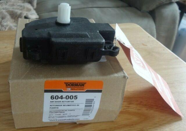 New Dorman 604-005 HVAC Air Door Actuator Dodge Ram 1500 2500 3500