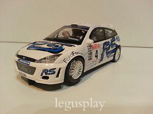 Slot-SCX-Scalextric-Altaya-Ford-Focus-WRC-4-Rallye-Monte-Carlo-2003-Matin-Park