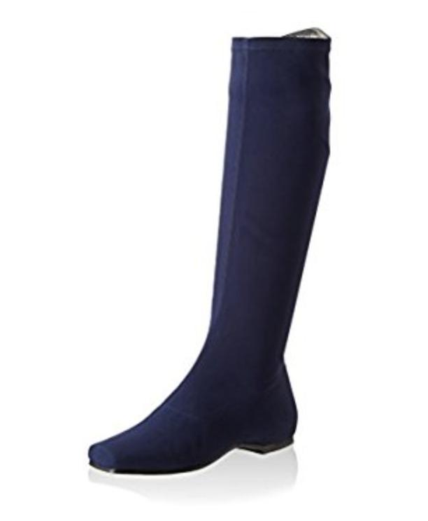 Botas FARRUTX Azul Nessa EU39 Reino Unido 6 Excelente Estado Usado Solo Una Vez