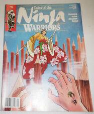 Ninja Warriors Magazine Master The Power September 1988 081914R