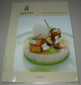 Apicius-Die-kulinarische-Avantgarde-Buch-Kochbuch-Neu-Heel-Verlag