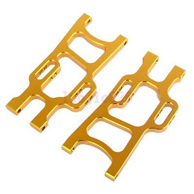 108021 Yellow HSP Rear Lower Suspension Arm For RC 1/10 Truck Car 08006 Parts