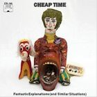 Fantastic Explanations (And Similar Situations) by Cheap Time (Vinyl, Oct-2010, In the Red Records)