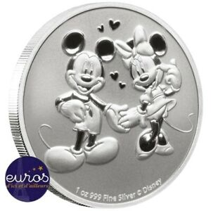 NIUE-2020-2-dollars-NZD-Mickey-et-Minnie-1oz-argent-99-9-Disney