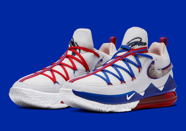 Nike LeBron 17 Low Tune Squad 2020 for