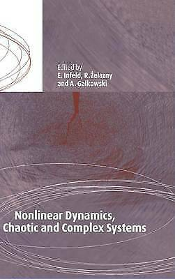 Nonlinear Dynamics, Chaotic and Complex Systems: Proceedings of an International