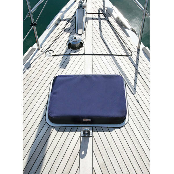 OCEANSOUTH Boat Marine Hatch Protection Cover Rectangular Blue 400x260mm