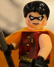 YJ Custom made for LEGO blocks AWESOME ROBIN Batman Young Justice DC JASON TODD
