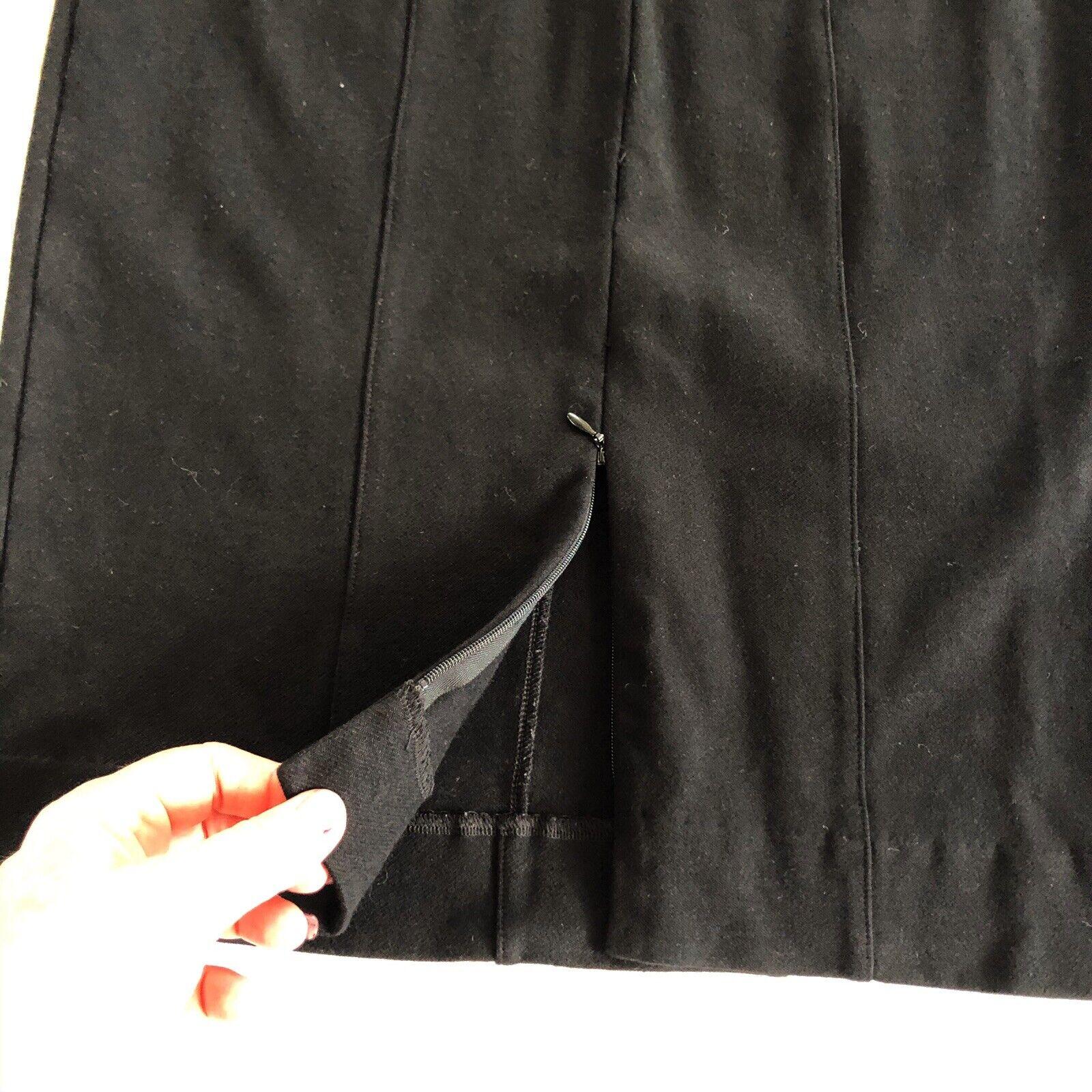 CAbi Claire Short Sleeve V Neck Sheath Dress Pont… - image 8
