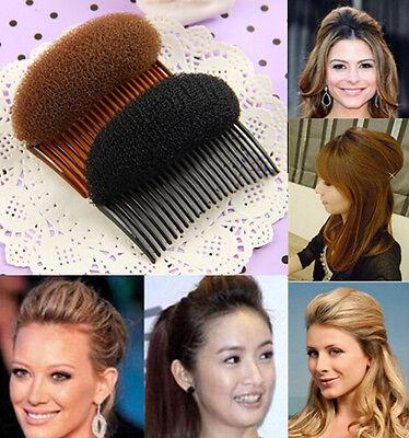 coffee women Hair Styling Clip Stick Bun Maker Braid Tool Hair Accessories hs5
