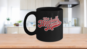 The Baseball Bunch Coffee Mug for Baseball Fans