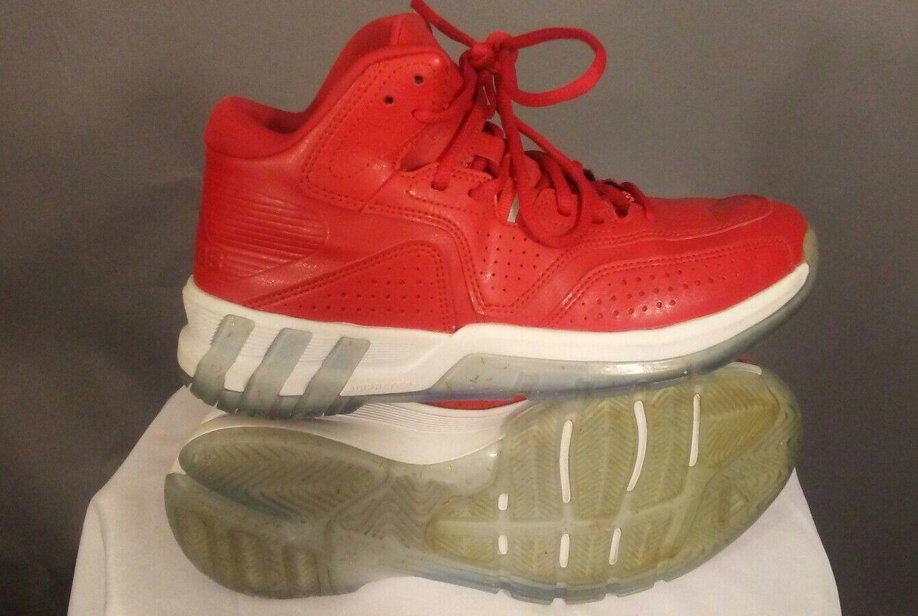 Adidas d howard 6 dwight howard scarpe red basket scarpe howard uomini '39 a91cc2