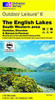The English Lakes: South Western Area by Ordnance Survey (Sheet map, folded, 1998)