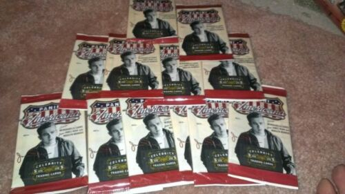 2011 PANINI AMERICANA TRADING CARDS-24 PK.BOX LOT-POSSIBLE,AUTOS,-MARILYN MONROE