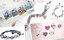 NEW Fashion Crown European CZ Charm Crystal Spacer Beads Fit Necklace Bracelet —