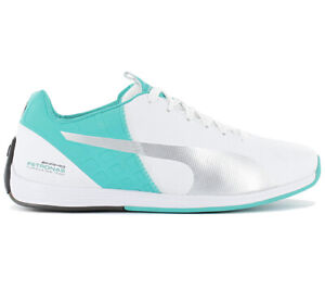 Details zu Puma Mercedes AMG Evospeed 1.4 MAMGP Herren Sneaker 305492 02 Motorsport Schuhe