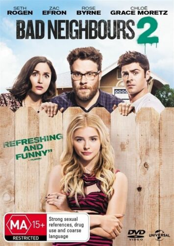 1 of 1 - Bad Neighbours 2 - Dvd Brand New & Sealed