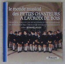 Les Petits Chanteurs à la Croix de Bois CD 1989