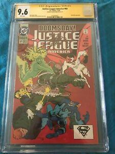 Justice-League-America-1987-69-DC-CGC-SS-9-6-NM-Signed-by-Dan-Jurgens