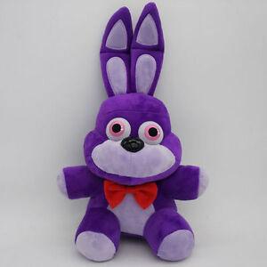 New-FNAF-Five-Nights-at-Freddy-039-s-Bonnie-10-034-Plush-Doll-Toy-Xmas-Gift