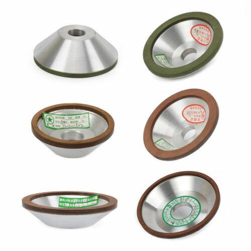 "3/'/'-6/"" Diamond Grinding Wheel Cup Grinding Hard Alloy Cutter Glass Tile Ceramics"