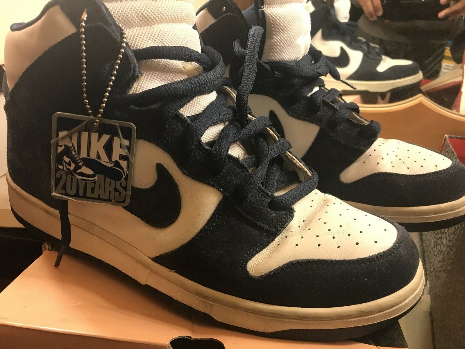 Nike SB Be True To Your School Size 12 Villanova Shoes 7/10