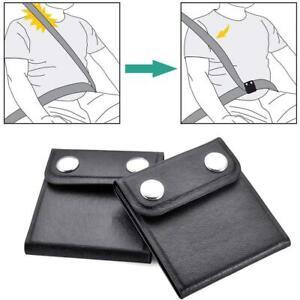 Car Seat Belt Adjuster Shoulder Neck Strap Positioner Clip Protector F6Q2
