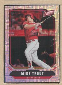 Mike-Trout-48-2018-Panini-National-Convention-Escher-Squares-15-25-Corner-Ding