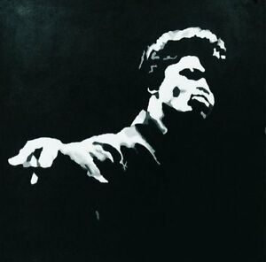 James Brown popart style Oil Painting 28x28 NOT a print or poster Framing Avail