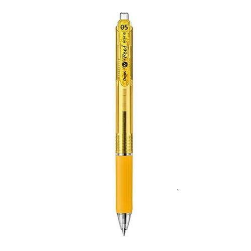 Pentel Feel Ballpoint Pen 0.5mm Choose from 5 Body Color BXB115