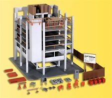 SH Kibri 38537 Gebäude-Rohbau mit Baustellenzubehör Bausatz Neu
