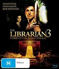 The Librarian 03 - The Curse of the Judas Chalice (Blu-ray, 2009)