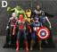 10Pcs-Avengers-3-Action-Figure-Marvel-Captain-America-Spider-Man-Iron-Man-Doll thumbnail 15