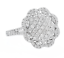 1-38Ct-Naturel-Diamant-14K-Blanc-Solide-or-Anneau-Bague miniature 2