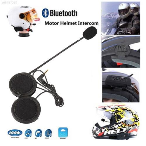 6314 Helm Intercom Headset Bluetooth Headset V4 Und V6 Bluetooth Outdoor
