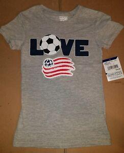 quality design b075b 2655a MLS Girls Revolution Love Soccer Shirt [ New with Tags] | eBay
