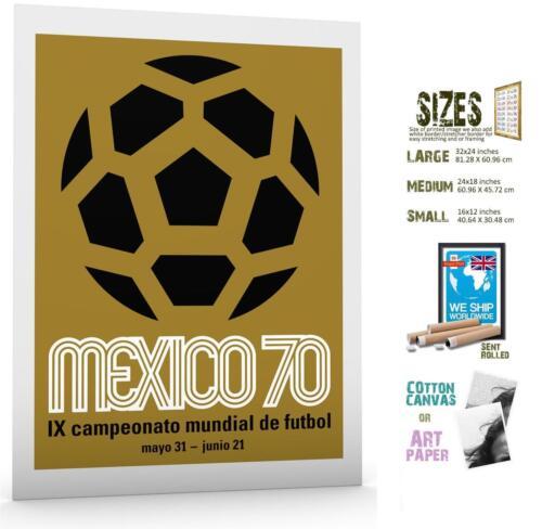 Sport Art Print Football Mexico 7