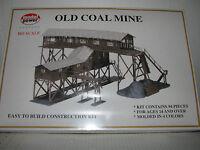 Model Power Ho Scale 316 Old Coal Mine Kit